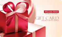 William Penn E-Gift Card