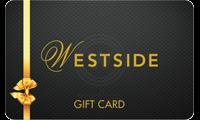Westside Gift Card Brand