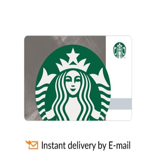 Starbucks eGift Card - Starbucks