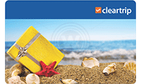 Cleartrip Gift Card Logo