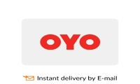 OYO Hotels Gift Card Logo