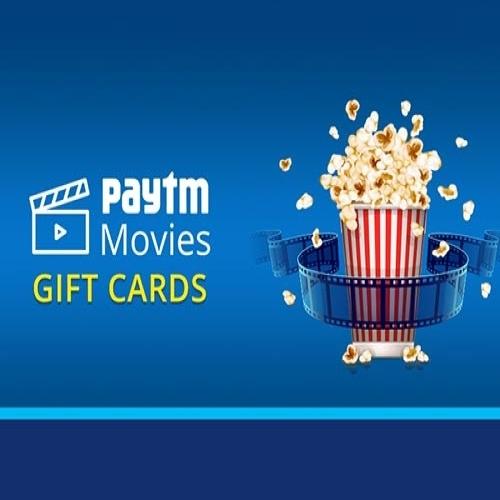 Paytm Movies E-Gift Voucher
