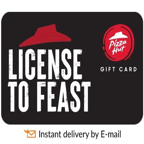 Pizza Hut E-Gift Voucher