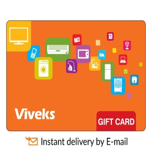 Vivek's E-Gift Cards